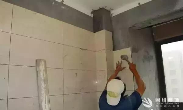 泥瓦工程施工顺序与要点