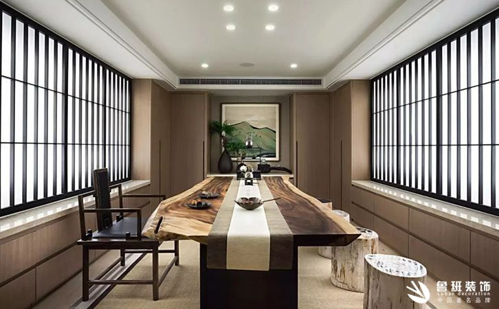 茶室装修设计要点,知道这些才能更好地享受美好生活5