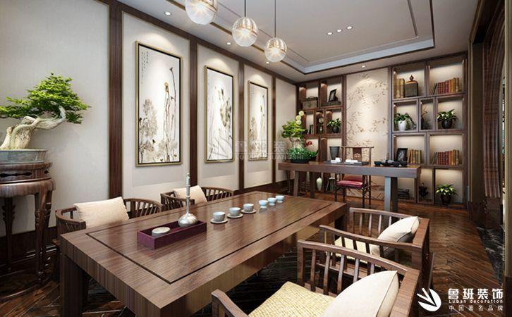 茶室装修设计要点,知道这些才能更好地享受美好生活3